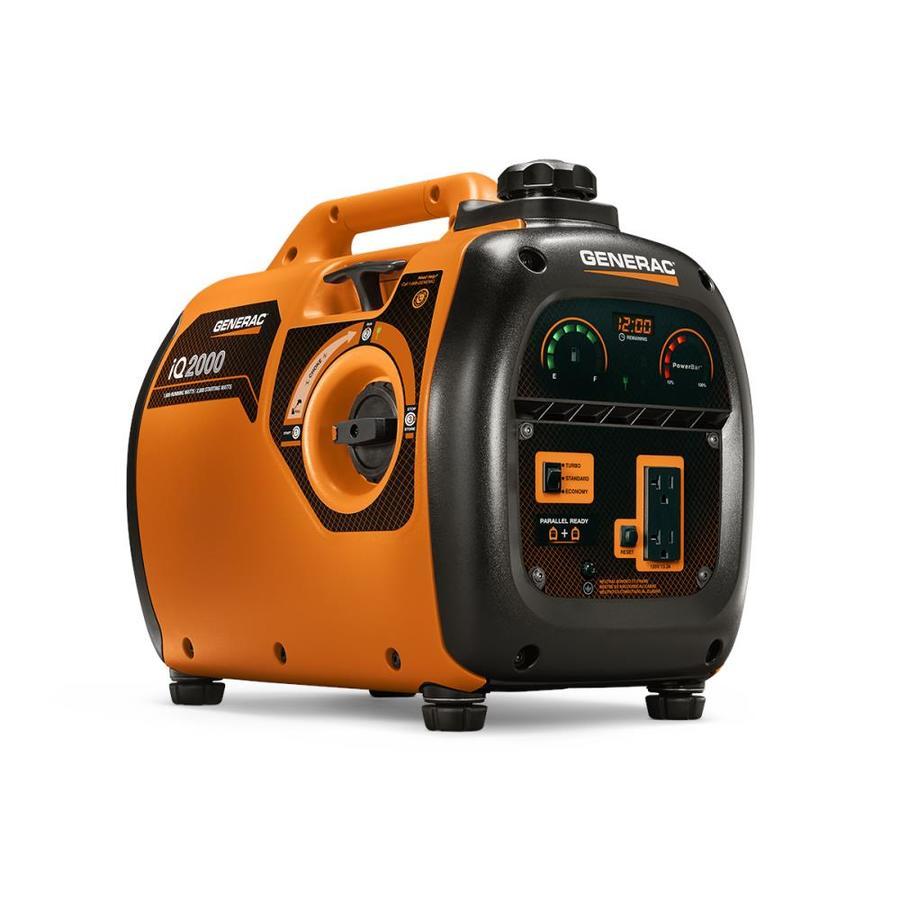 medium resolution of generac iq2000 watt quiet smart 2000 watt electronic inverter module gasoline portable generator