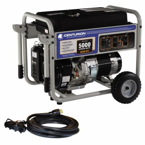 small resolution of centurion by generac power systems centurion 5000 running watts portable generator