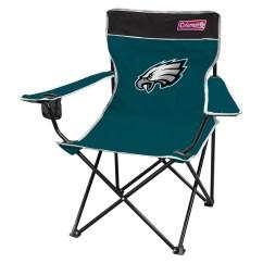 Philadelphia Eagles Chair Xl Bean Bag Chairs Shop Coleman Indoor Outdoor Steel Standard Folding