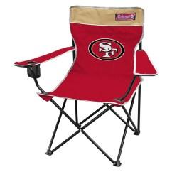 49ers Camping Chair Beautyhealth Massage Shop Coleman Indoor Outdoor Steel San Francisco Standard Folding