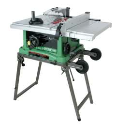 hitachi 10 in blade 15 amp table saw [ 900 x 900 Pixel ]