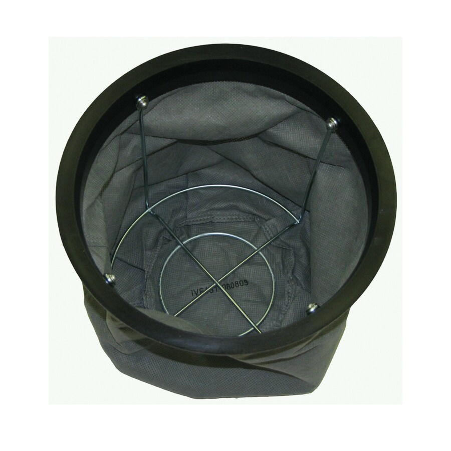 Minuteman Shop Vacuum Cloth Filter With Frame At Lowes Com