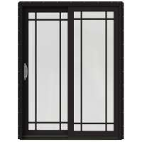 Shop JELD-WEN 59.25-in x 79.5-in Simulated Divided Light ...