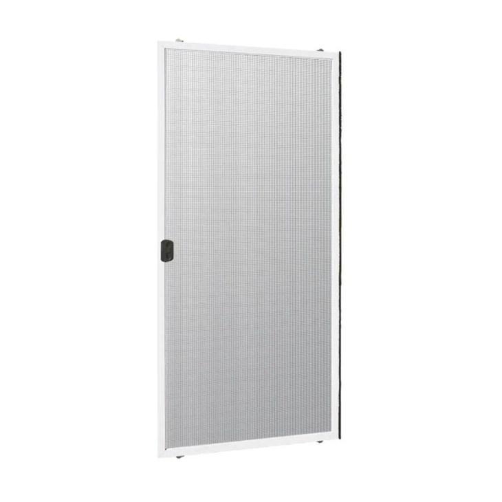 ReliaBilt 312 White Aluminum Sliding Screen Door (Common: 72-in x 80-