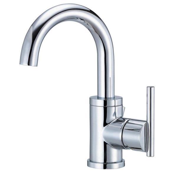 single bathroom sink faucet Shop Danze Parma Chrome 1-handle Single Hole Bathroom Sink Faucet at Lowes.com