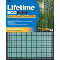 Shop WEB Furnace AC Filter (Common: 20
