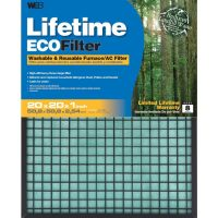 Shop WEB Furnace AC Filter (Common: 20-in x 20-in x 1-in ...