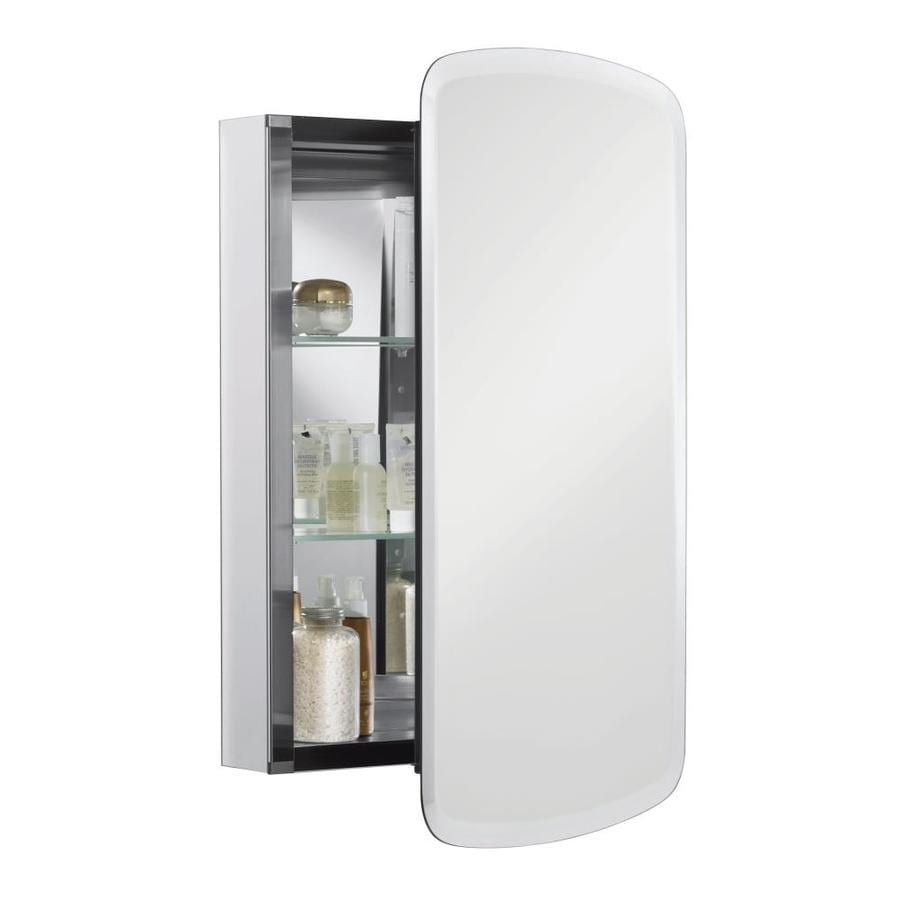 KOHLER 20in x 31in Rectangle SurfaceRecessed Mirrored