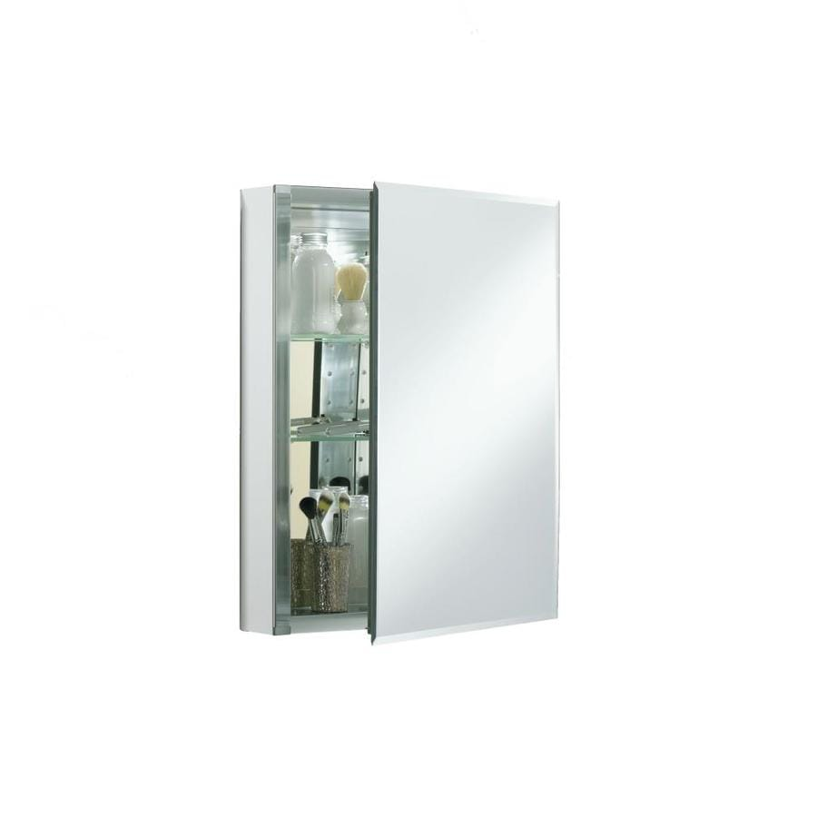 KOHLER 20in x 26in Rectangle SurfaceRecessed Mirrored