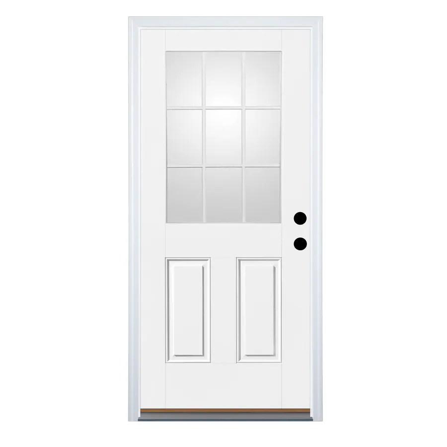 Lowes Therma Tru Benchmark Doors
