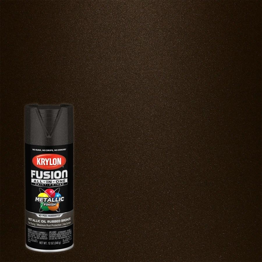 use krylon spray paint on fiberglass