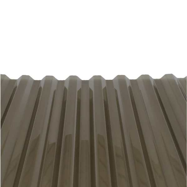 Plastic Corrugated Polycarbonate Roof Panel