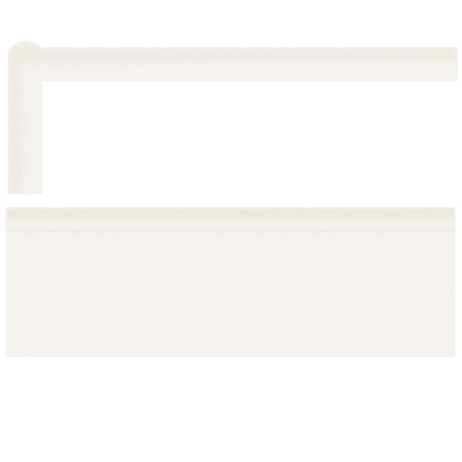 Shop American Olean Matte Designer White Matte Ceramic Mud