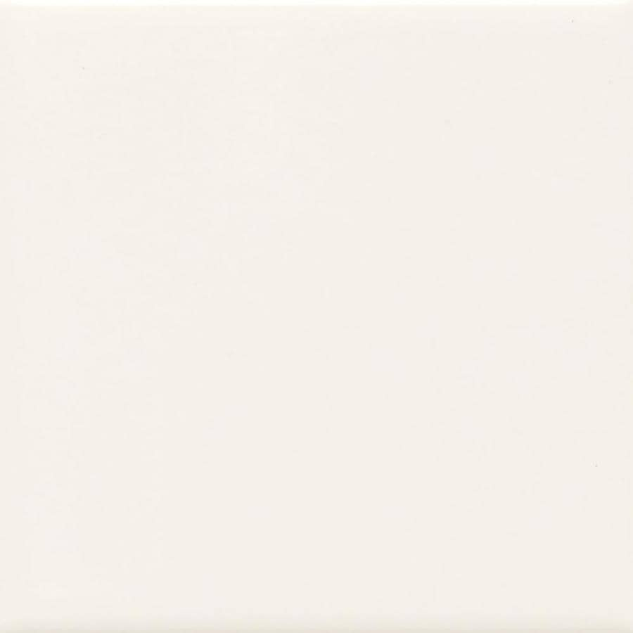 american olean bright 50 pack white gloss 6 in x 6 in glossy ceramic subway wall tile
