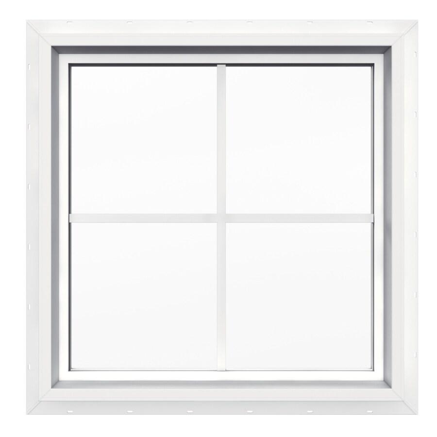 Jeld Wen Vinyl Windows Sizes