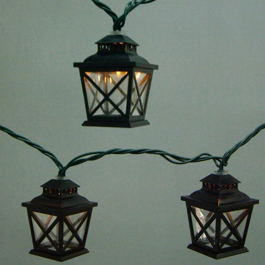 Lantern Outdoor String Lights