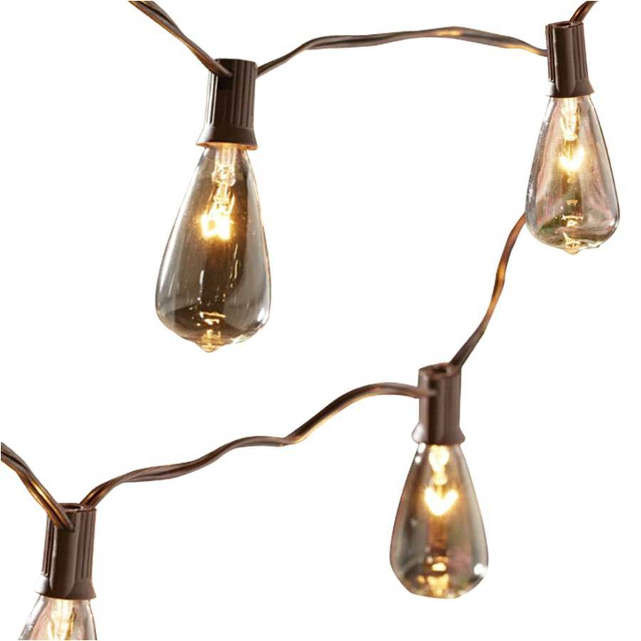 allen roth 14 ft string lights in the