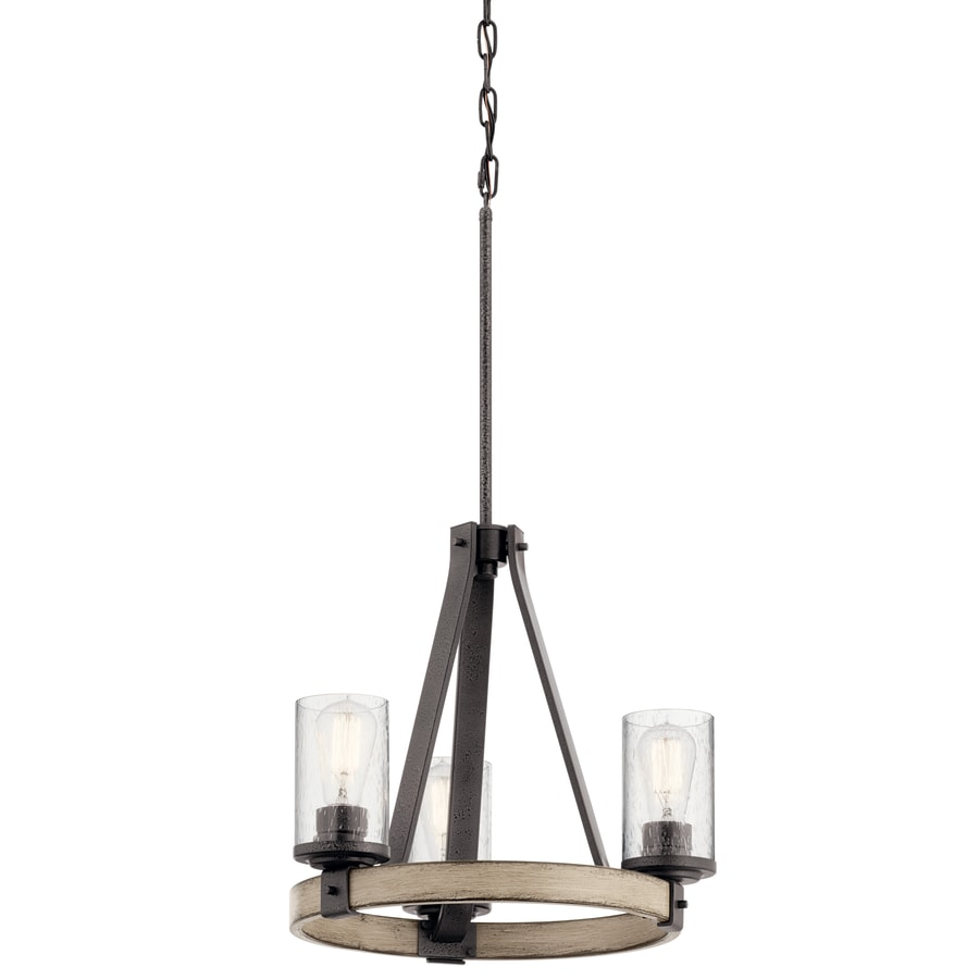 rustic chandeliers at lowes com