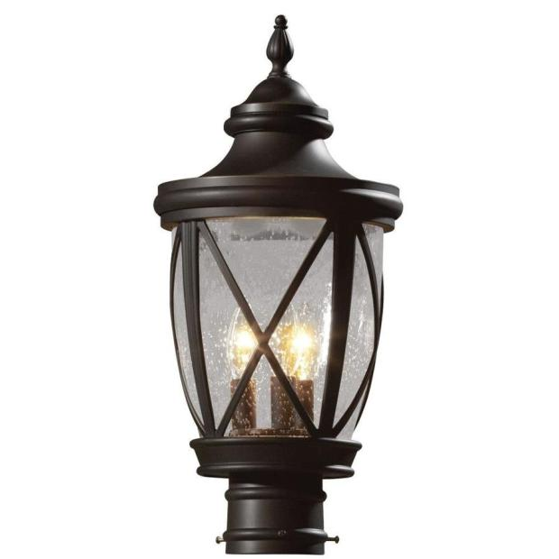 Lowe's Outdoor Lamp Post Light Fixtures