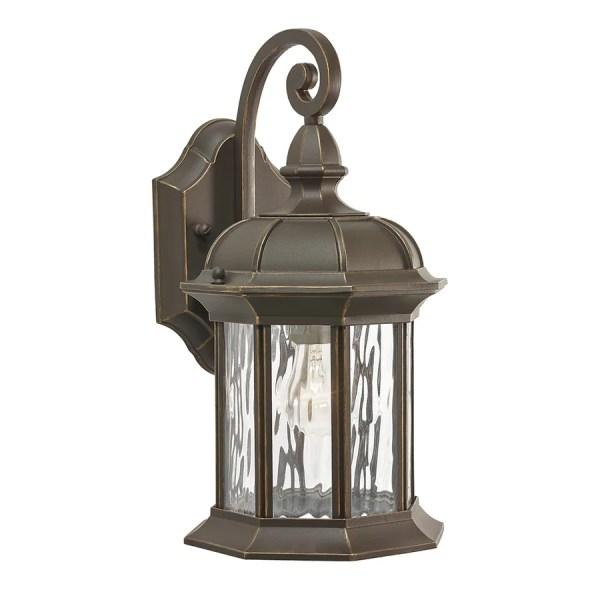 Kichler Lighting Brunswick 12.76-in Olde Bronze