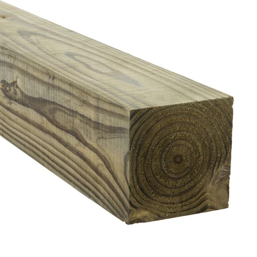 Lowes 4x4x12 Cedar