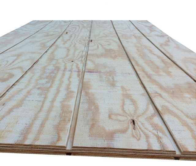 Severe Weather   In Common Shiplap Southern Yellow Pine Plywood Sheathing Application