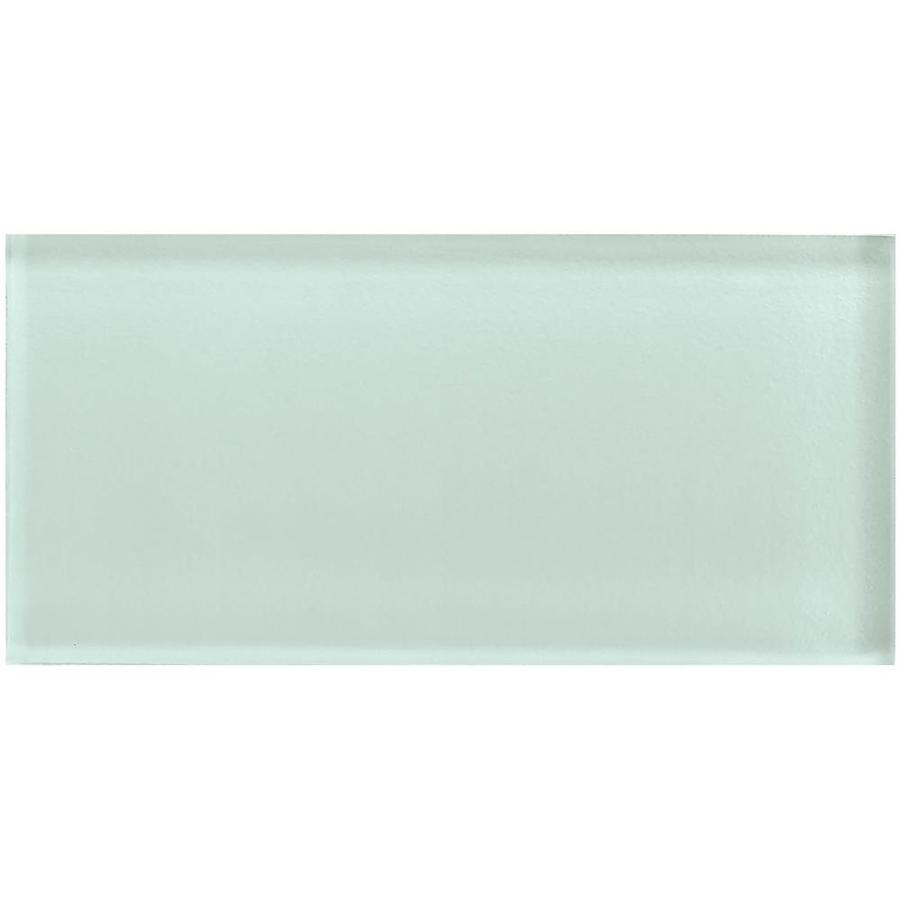 glass green tile at lowes com