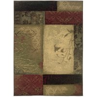 Shop Oriental Weavers of America Bedford Multicolor ...