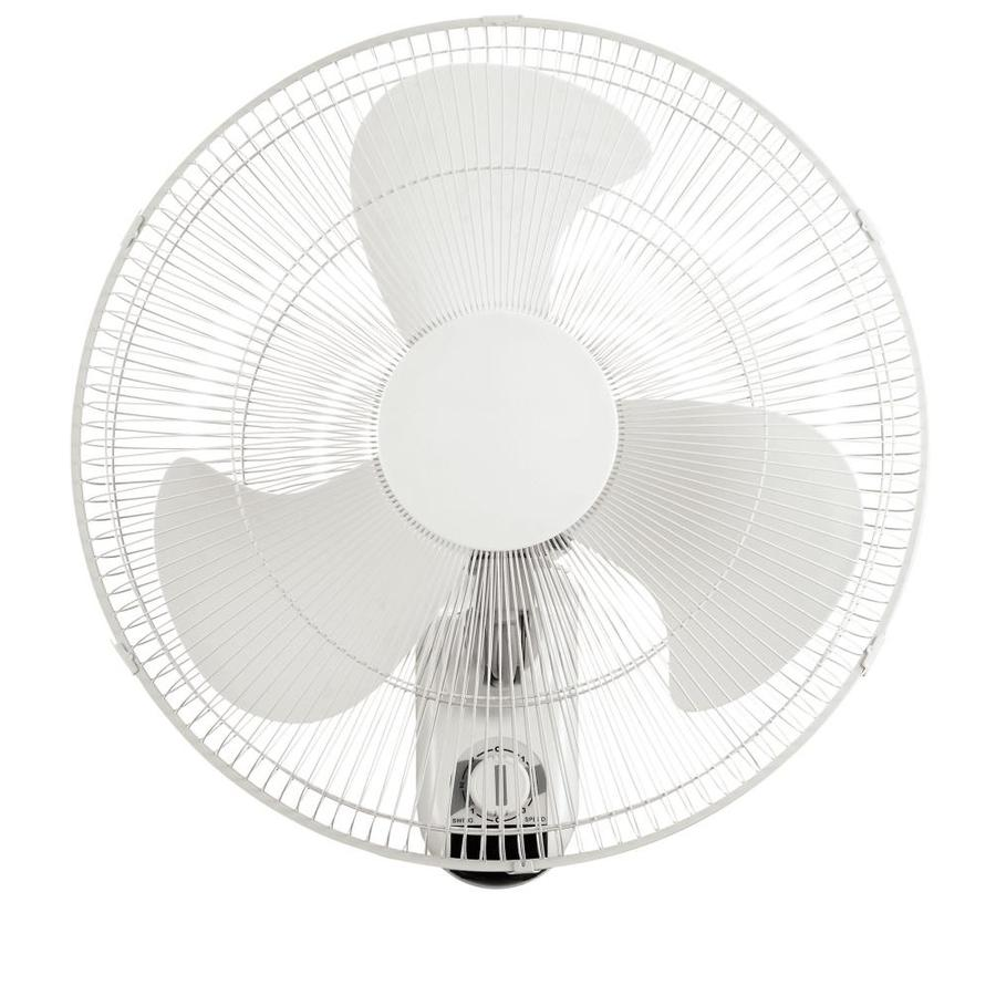 pelonis 18 in 3 speed indoor oscillating fan lowes com
