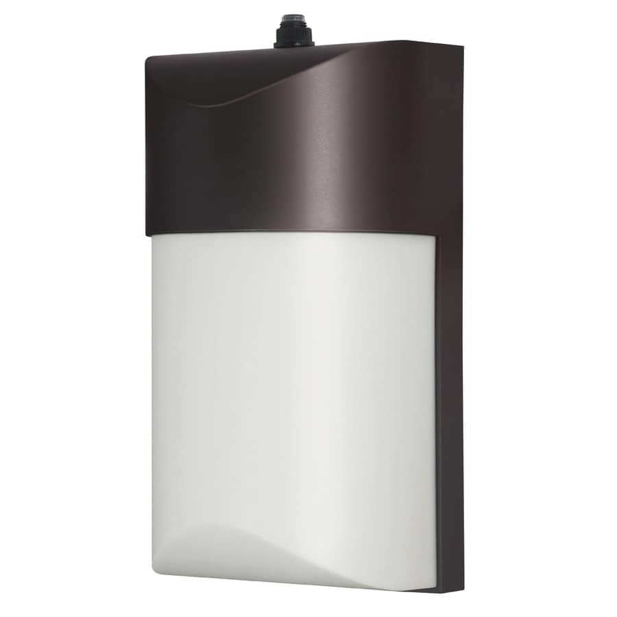 Shop Utilitech Pro 1Head 1224Watt Bronze LED Duskto