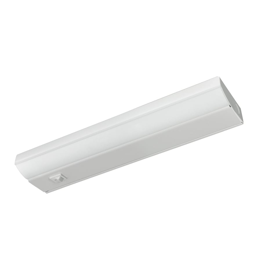 Shop Utilitech Pro 12in Hardwired Under Cabinet LED Light