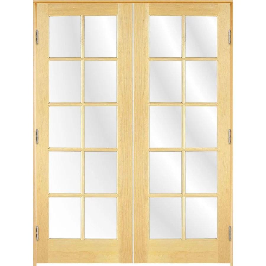 French Doors 48 X 80