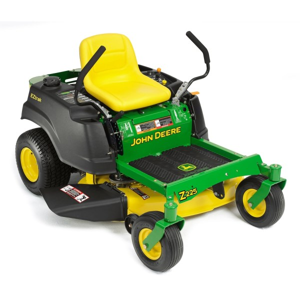 John Deere Z225 18.5-hp Dual Hydrostatic 42-in -turn Lawn Mower