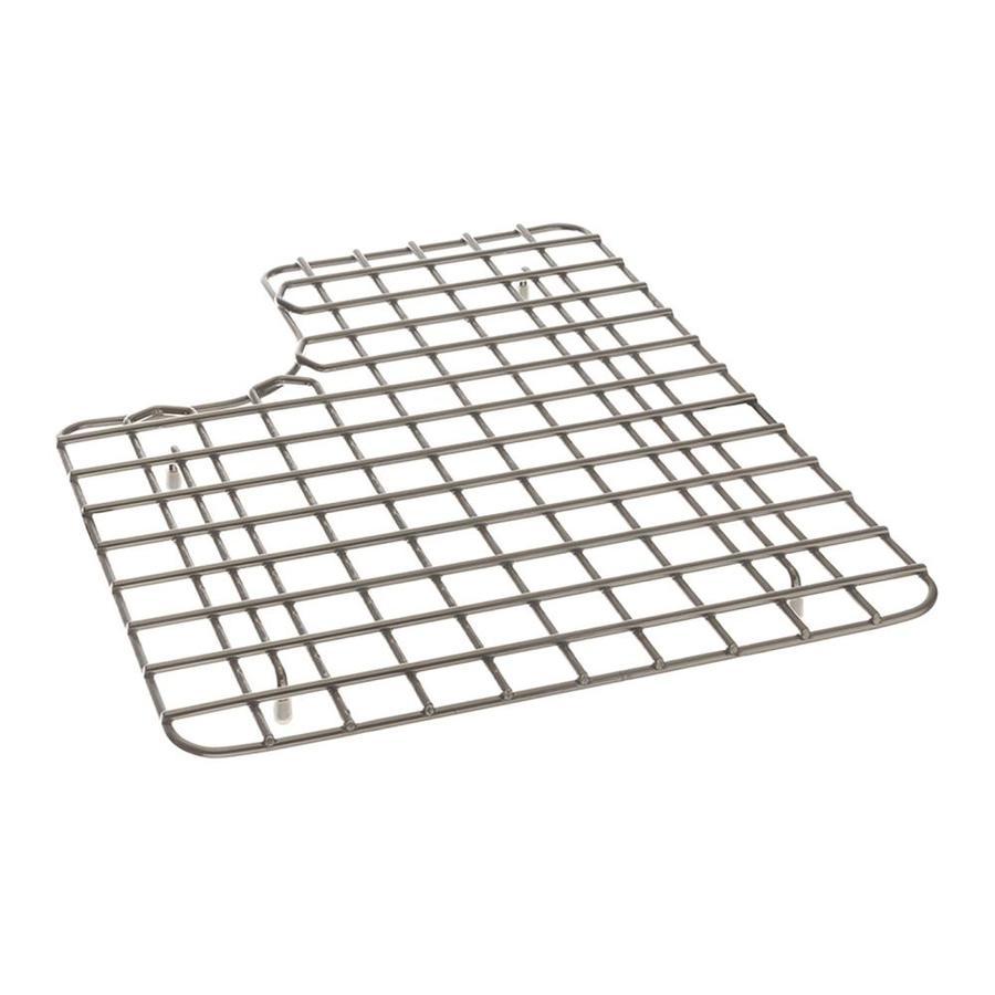 franke manor house 15 in x 18 in stainless steel sink grid
