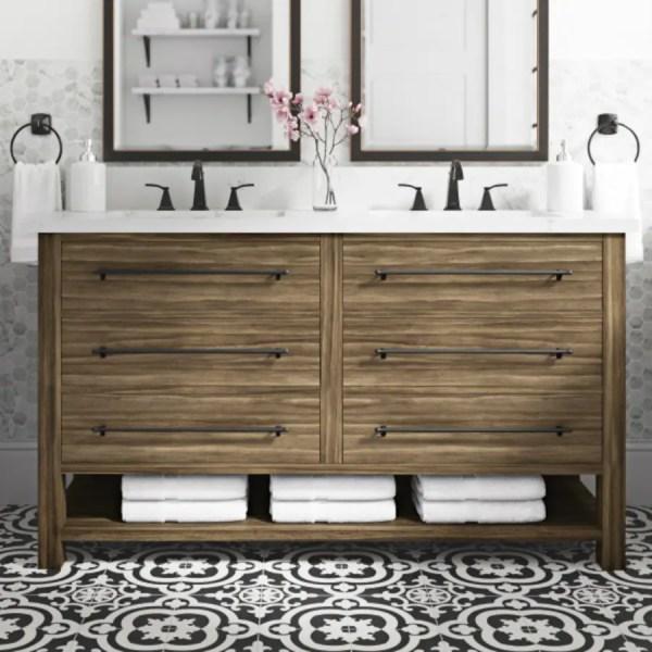 Allen Roth Bathroom Vanities with Tops