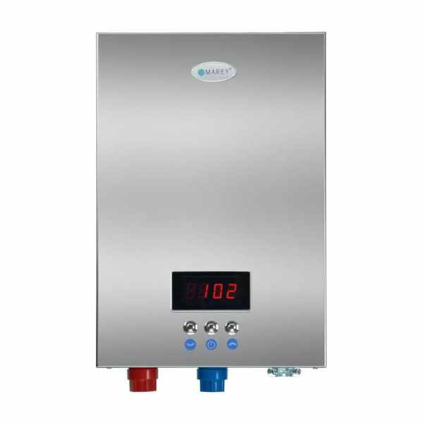 Marey Eco 220-volt 27-kw 6.5-gpm Tankless Electric Water Heater
