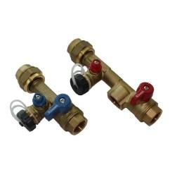rinnai water heater isolation valve [ 900 x 900 Pixel ]