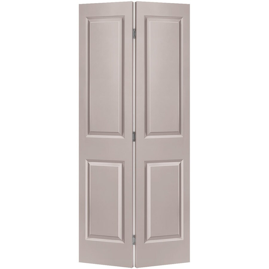 Masonite Bifold And Closet Doors Driftwood 2 Panel Square