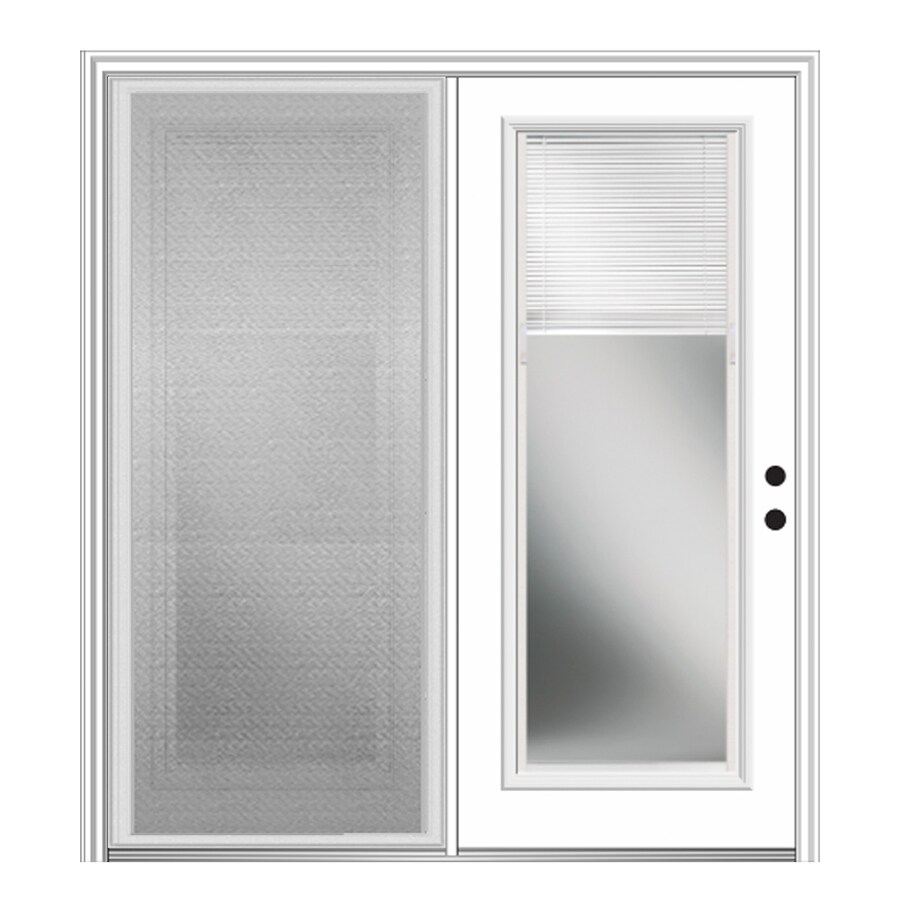 center hinged patio doors at lowes com
