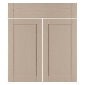 kitchen cabinet door slim trash can sea salt doors at lowes com nimble by diamond prefinished