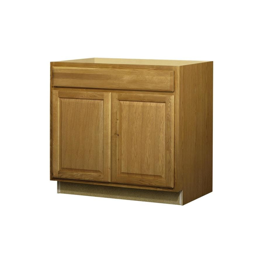 kitchen base cabinet costco table diamond now portland 36 in w x 35 h 23 75 d wheat sink