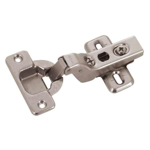 Blum 2-pack 4.5-in X 2.25-in Nickel Plated Concealed