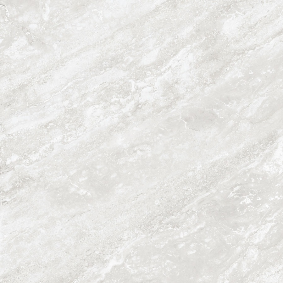 colorado grey 18 in x 18 in glazed ceramic stone look floor and wall tile lowes com