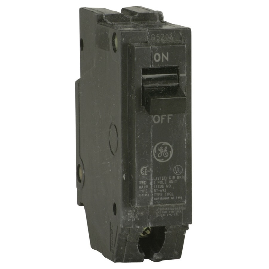 hight resolution of ge q line thql 15 amp 1 pole standard trip circuit breaker