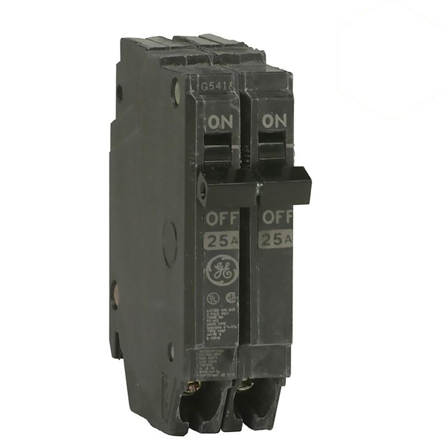 medium resolution of ge q line thqp 50 amp 2 pole standard trip circuit breaker