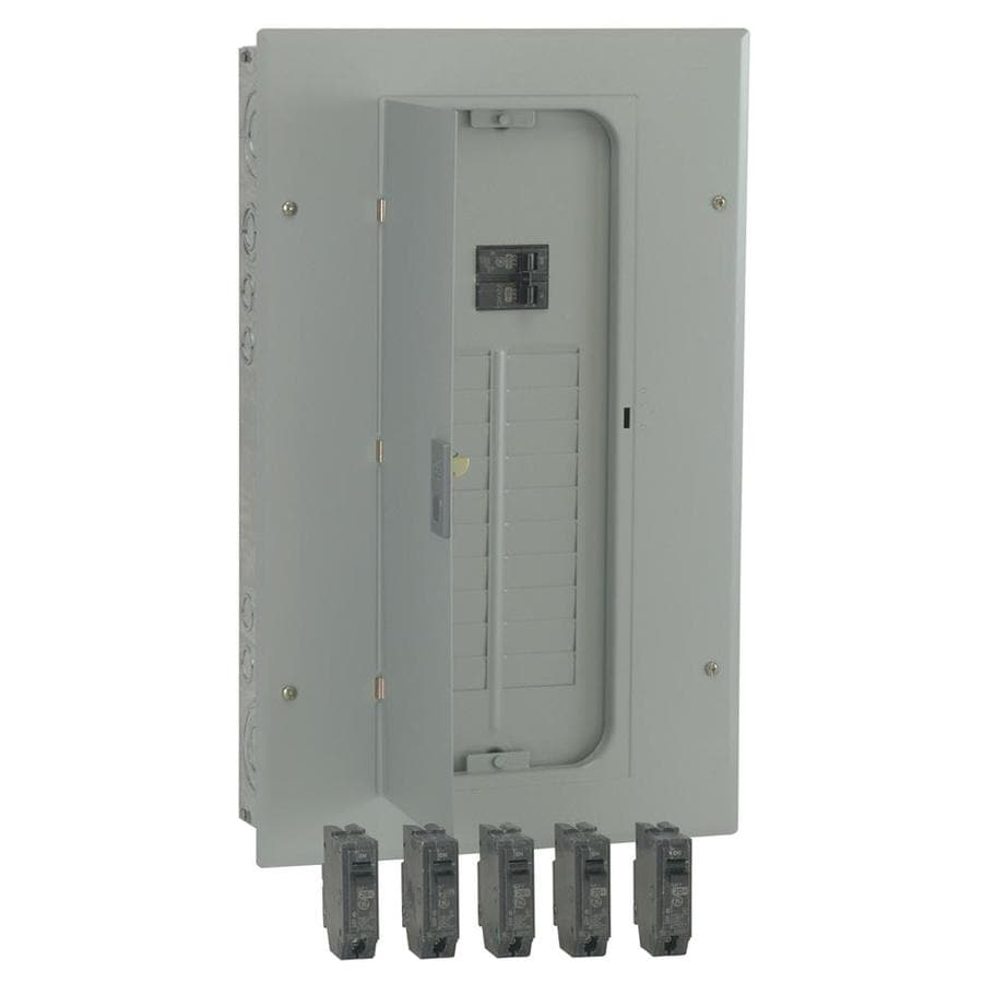 hight resolution of ge powermark gold 20 circuit 100 amp main breaker load center value pack