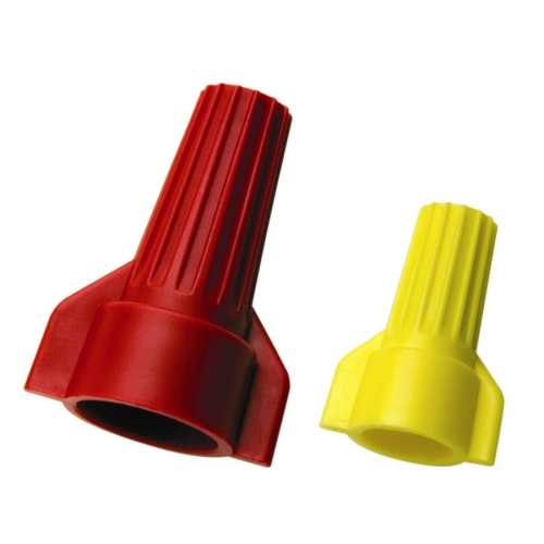 small resolution of ideal wingtwist 150 pack red and yellow wire connectors