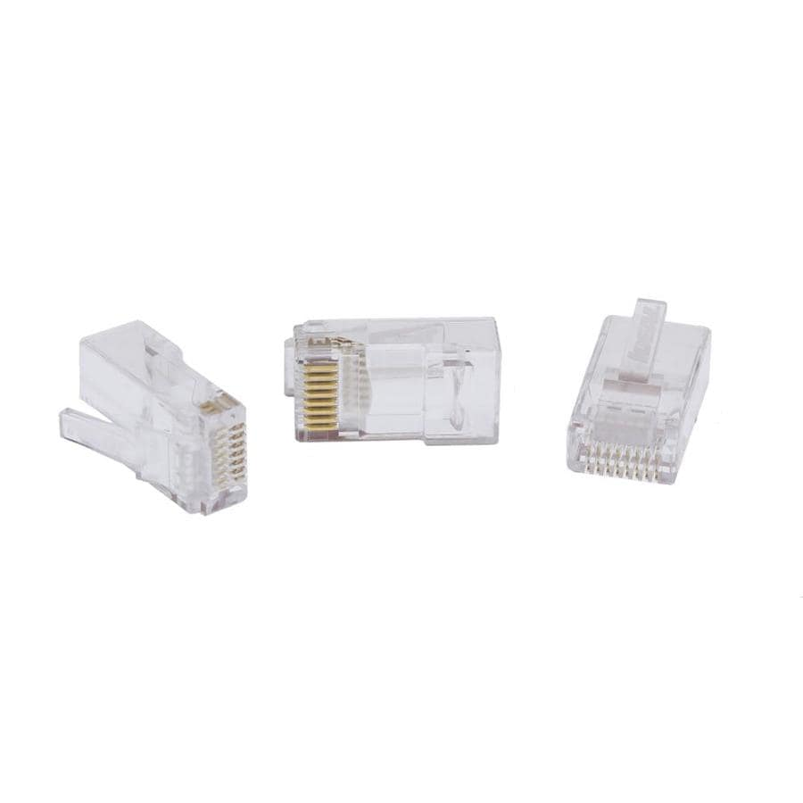 medium resolution of ideal 25 pack rj45 data cable