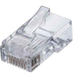 ideal idc feed thru cat 5e rj45 mod plug 25 count [ 900 x 900 Pixel ]