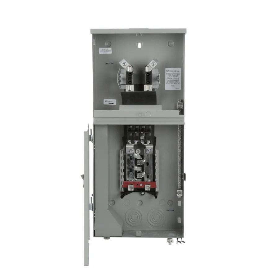 medium resolution of siemens 200 amp ringless single phase 120 240 meter socket